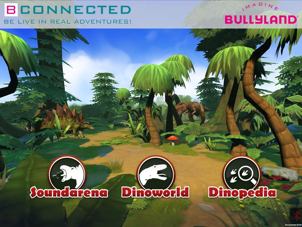 Bullyland Dinosaur Den
