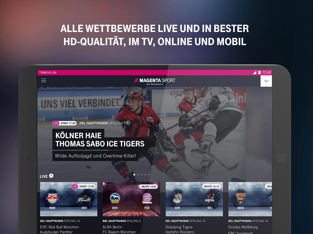 Telekom Sport FireTv