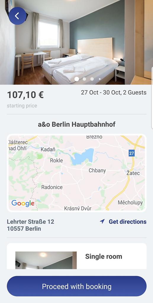 a&o hostels app